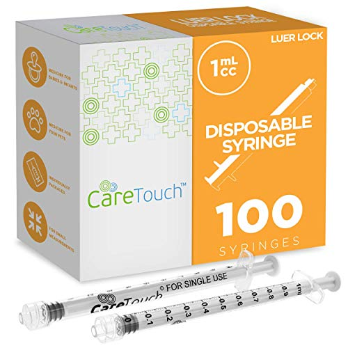 Best syringes 1ml no needle for 2021