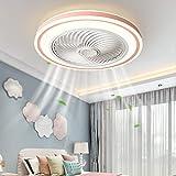 Ventilador de techo con iluminación LED ventilador de techo con control remoto restaurante sala de estar ventilador lámpara dormitorio ventilador lámpara de techo lámpara de techo niños