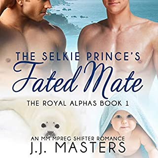The Selkie Prince's Fated Mate     An MM Mpreg Shifter Romance (The Royal Alphas, Book 1)              By:                                                                                                                                 J.J. Masters                               Narrated by:                                                                                                                                 John Solo                      Length: 7 hrs and 5 mins     100 ratings     Overall 4.2