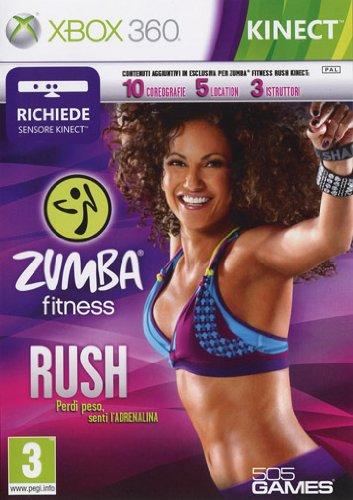 Zumba 2 Rush Kinect