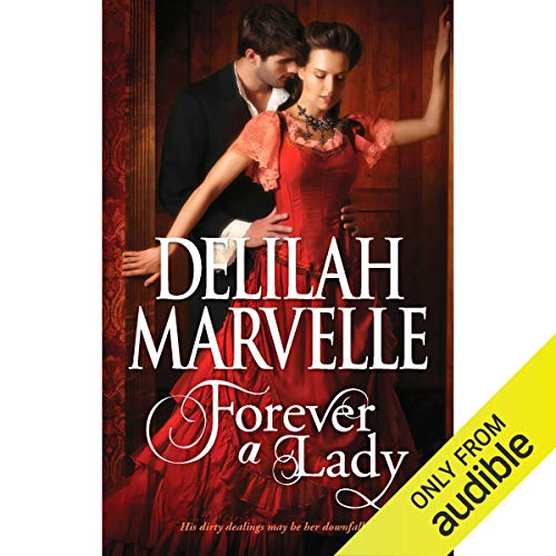 Forever a Lady audiobook cover art