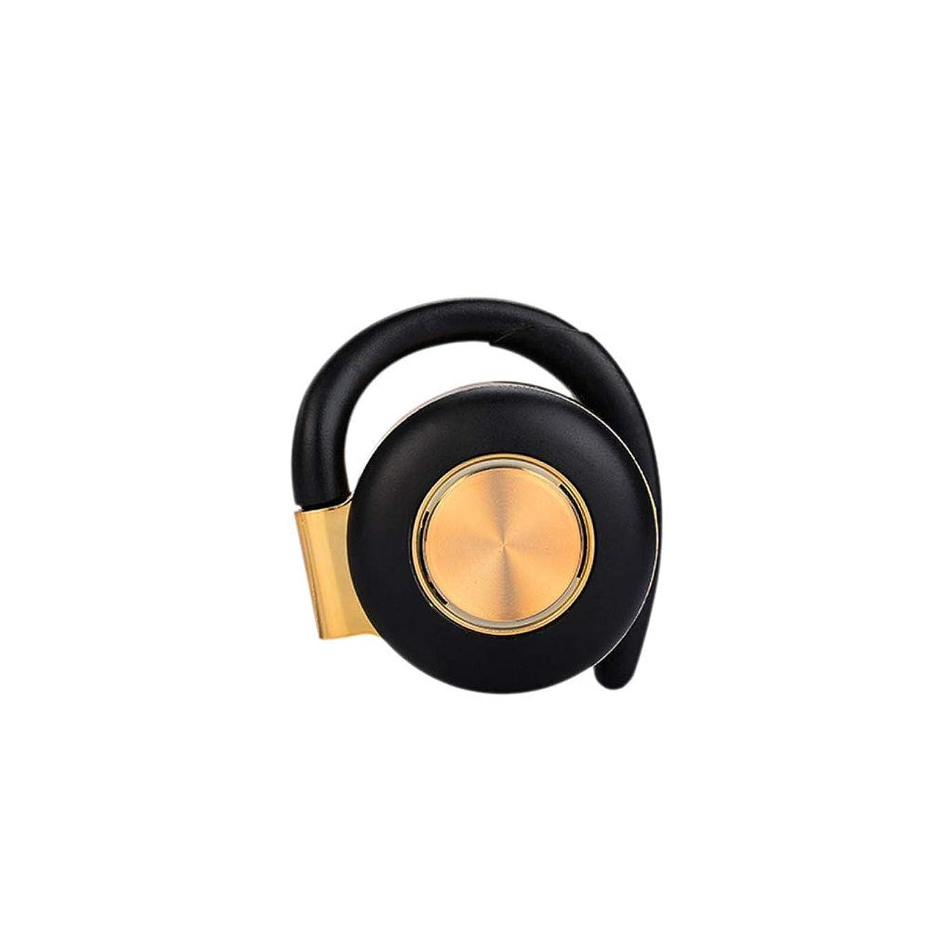 恥ずかしいファンネルウェブスパイダー投資Hongfei Bluetoothワイヤレスヘッドセット ポータブル Bluetoothヘッドフォン with ステレオ ハンズフリー 騒音低減 携帯電話