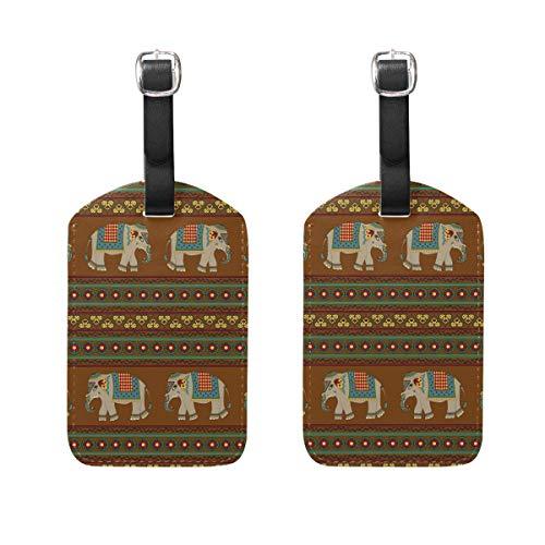 XiangHeFu, Etichetta per valigie Unisex, adulto (solo valigia) Image 145 4.9 x 2.8 inch
