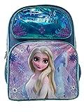 Limited Edition Disney Princess Frozen Elsa 16' Large Backpack