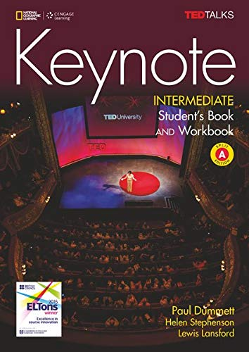 Keynote Intermediate A (+ CD + DVD)