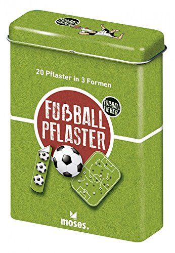 Moses 30423 Fußball-Fieber Pflaster