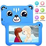 Tablet for Kids, 7 inch Kids Tablet Android 9.0 2GB +16 GB Learning Tablet with IPS Eye Protection Screen Dual...
