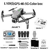ETbotu Mini Drone, GPS Drone 4K Camera x50 ZOOM 5G WIFI 1KM Distanza 25 minuti Quadcopter RC...