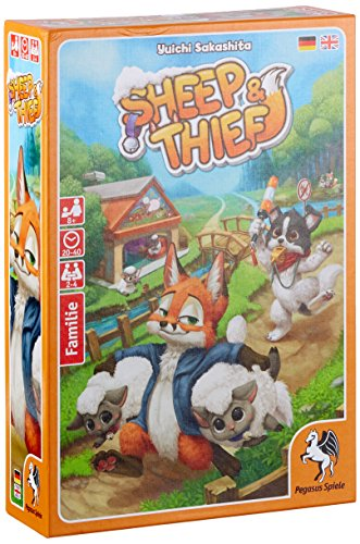 Pegasus Spiele 51218G - Sheep und Thief