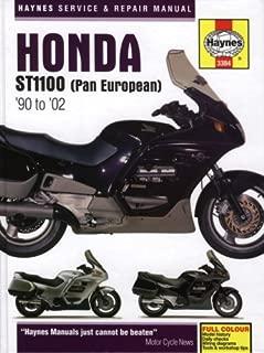 Honda ST1100 (Pan European) '90- to '02 (Haynes Service & Repair Manual)