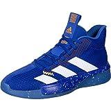 adidas Herren Pro Next 2019 Basketballschuhe, Blau Weiß, 47 1/3 EU