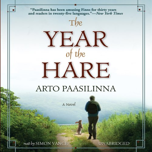 The Year of the Hare cover art