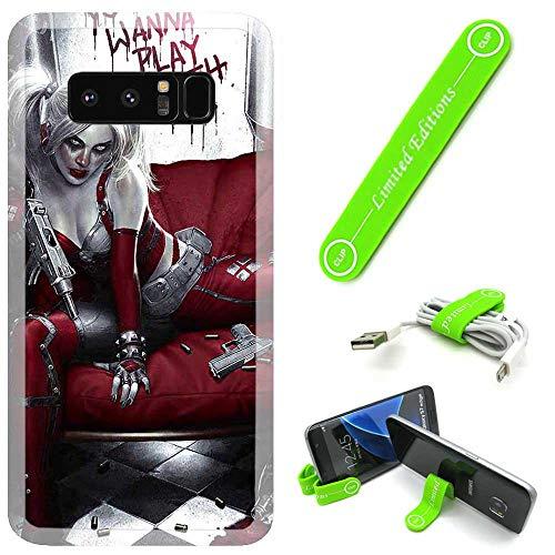 51yd+I43znL Harley Quinn Phone Case Galaxy s10 plus