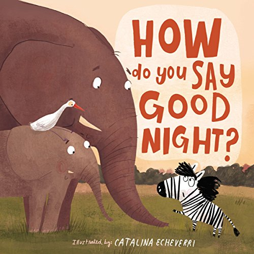 How Do You Say Good Night? (English Edition)