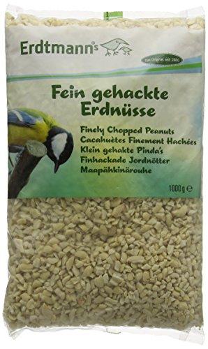Erdtmanns Cacahuète Onement Hachées pour Oiseaux 1 Kg