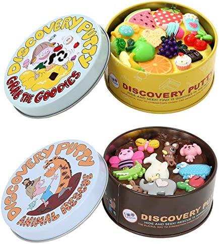 Fun and Function Discovery Putty Occupational Physical Therapy Putty Build Fine Motor Skills product image