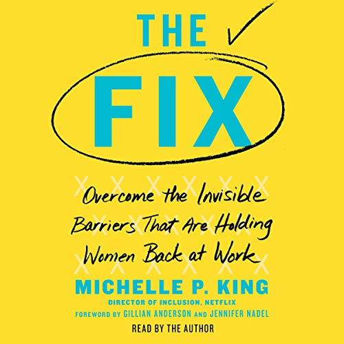 The Fix Audiobook By Michelle P. King cover art