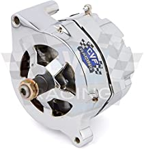 chrome ford alternator