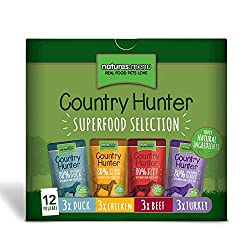 Complete and Nutritionally Balanced Contains No Meat Meals or Meat Derivatives Free from artificial colours, flavours and preservatives Human Grade Meat Gently cooked to retain nutrients
