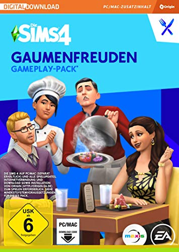 Die Sims 4 - Gaumenfreuden (GP 3) DLC [PC Code - Origin]