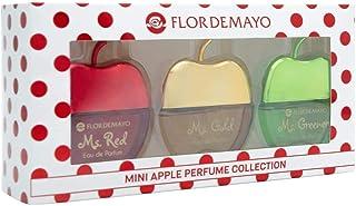 Flor de Mayo Set de fragancias APPLE para mujeres - 75 ml