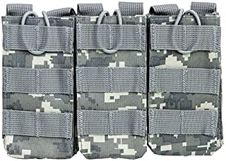 VISM by NcStar AR Triple Mag Pouch