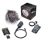 Zoom Aph-5 - Juego de accesorios para H5 y tarjeta de memoria Micro SDHC de 32 GB de Keepdrum