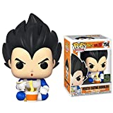 Funko Pop Dragonball - Vegeta Eating Noodles #758 Vinyl 3.9inch Animation Figure Anime Derivatives,M...