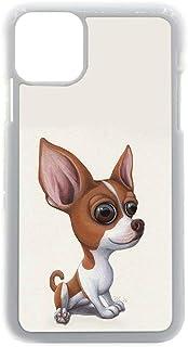 Caso Duro Pc para Mujeres Durable Impresión Chihuahua 6 Usar como Apple 5.4Inch iPhone 12 Mini Choose Design 150-1