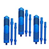SPA Mineral Stick Parts with 4 Months Lifetime Cartridge Universal for Hot Tub&Pool (Blue,3-Pack)