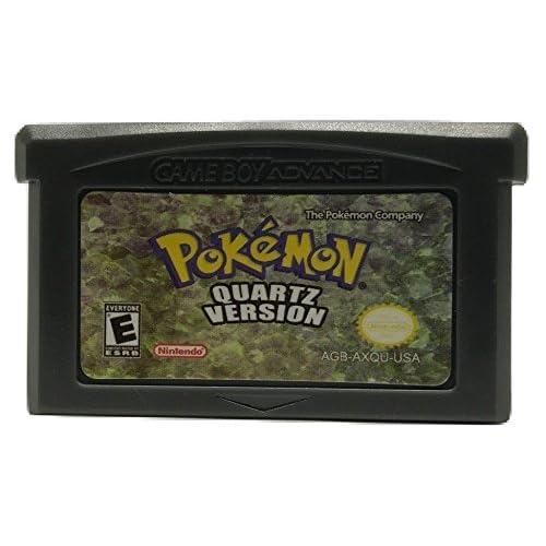 Pokemon GBA Games: Amazon com