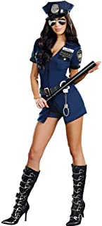 Amazon.es: Disfraces De Mujer Policia