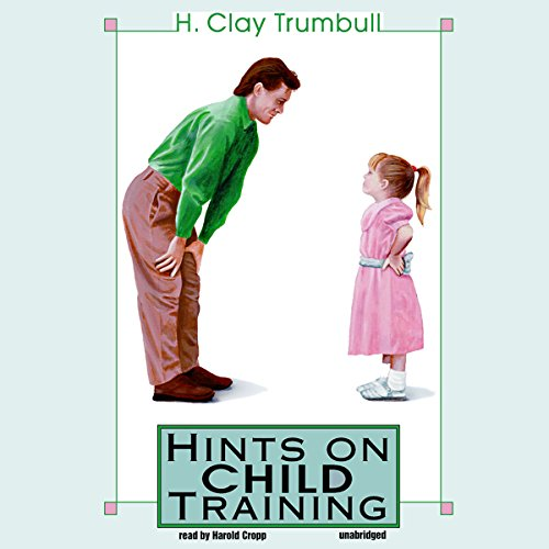 Hints on Child Training audiobook cover art