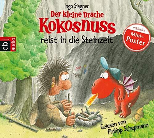 mächtig Der kleine Kokosnussdrache reist in die Steinzeit (das Abenteuer des kleinen Kokosnussdrachen,…
