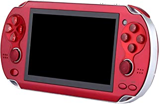 Susun Retro Classic Game Console Handheld Portable 800 Built-in 4.3 Inch Games