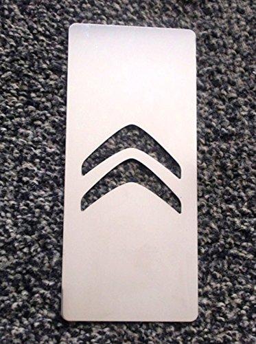 Citroen - Plataforma reposapies para Tuning en Acero Inoxida
