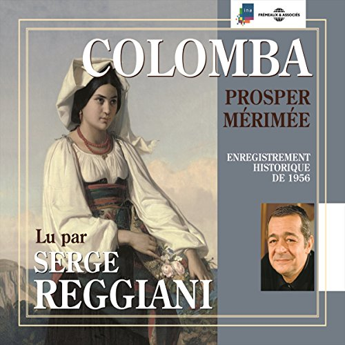 Colomba. Enregistrement historique de 1956 audiobook cover art