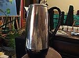 12 Cup USA Farber Ware Vintage Percolator Coffee Pot