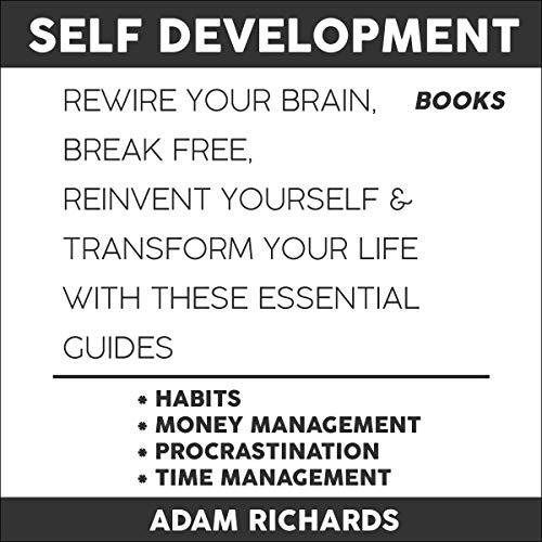 Self Development Books cover art