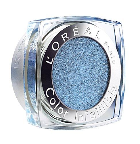 L'Oréal Paris Indefectible Color Infaillible Lidschatten, 07 Unlimited Sky