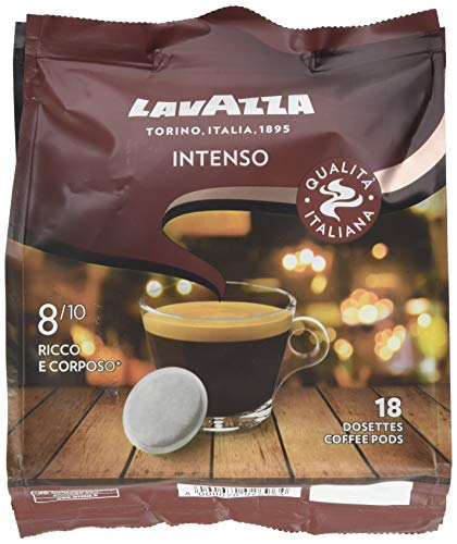 Lavazza Pads Intenso, 10er Pack (10 x 125 g)