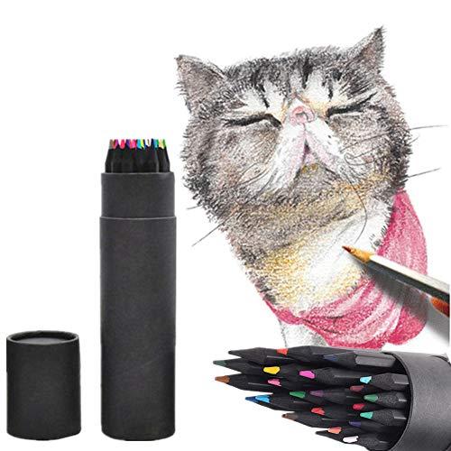 Gofeibao buntstifte Dicke buntstifte Kinder Farbstifte für Erwachsene Farbstifte für Erwachsene Pack Buntstifte Farbstifte für Erwachsene