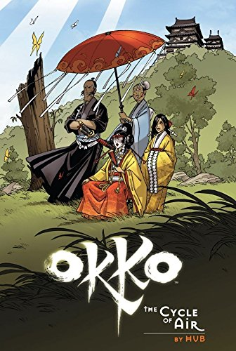 Okko: The Cycle Of Water, Vol. 1 (Okko Vol. 3: The Cycle of Air) (English Edition)