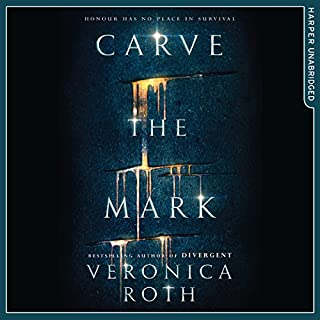 Carve the Mark                   By:                                                                                                                                 Veronica Roth                               Narrated by:                                                                                                                                 Austin Butler,                                                                                        Emily Rankin                      Length: 14 hrs and 51 mins     128 ratings     Overall 4.2