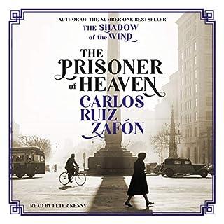The Prisoner of Heaven cover art