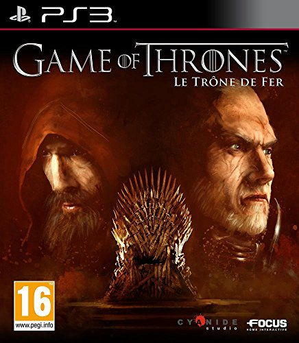 Third Party - Game of Thrones - le Trône de Fer Occasion [ PS3 ] - 3512899108851