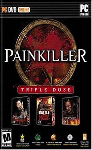 Painkiller Triple Dose (Painkiller, Painkiller: Battle out of Hell, Painkiller: Overdose) - PC