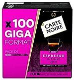 Carte Noire Café Expresso n°9 - 100 capsules compatibles Nespresso®*