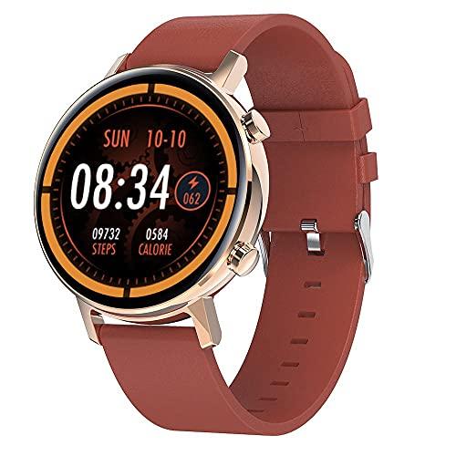 Watch - Smart Watch - Reloj multifunción - Reloj Deportivo - Pulsera Inteligente Bluetooth Step Step Monitoreo de la Salud de la Temperatura física Recordatorio-3