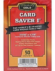 カードセーバー1 セミリジッド スリーブホルダー PSA鑑定用 PSA スリーブ 50枚 パック